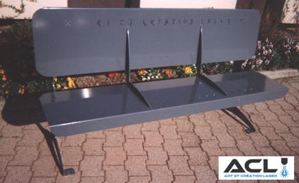 mobilier urbain. Black Bedroom Furniture Sets. Home Design Ideas